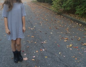 Dress- Brandy Melville Shoes- Doc Martens Socks- Urban Outfitters
