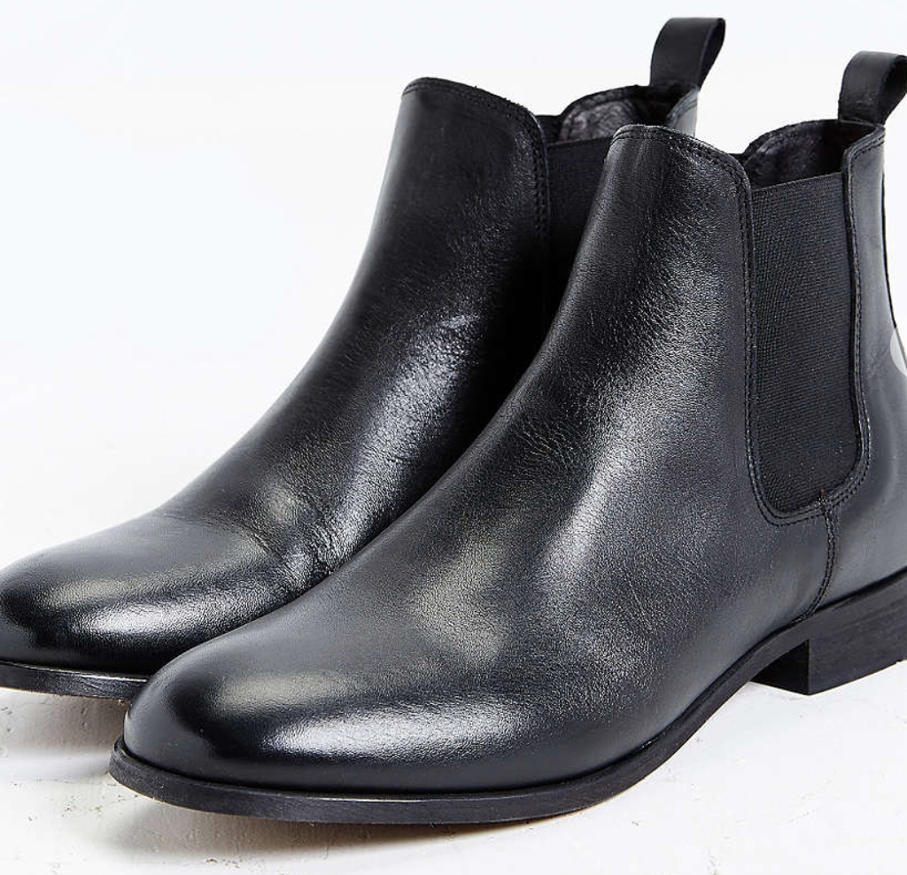 Urban Outfitters- Shoe The Bear Chelsea Boot: $139.99