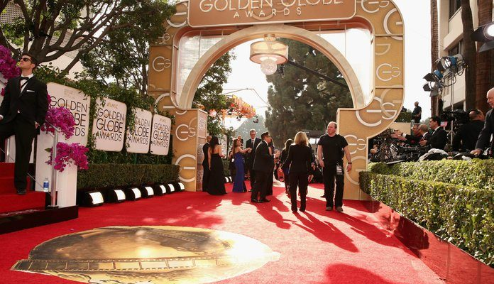 Time's Up: The 75th Golden Globes